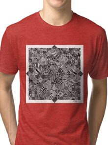 Passion and Frustration  Tri-blend T-Shirt