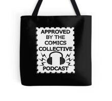Comics Collective Podcast Logo Tote Bag