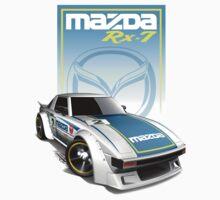 Japan Speed Car One Piece - Short Sleeve