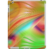 Abstract Zebra iPad Case/Skin
