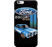 Blue RS1600 iPhone Case/Skin