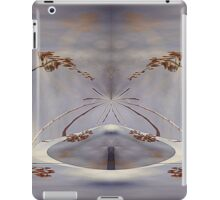 Abstract world of flowers 3 iPad Case/Skin
