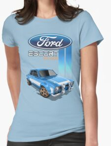 Blue RS1600 Womens Fitted T-Shirt