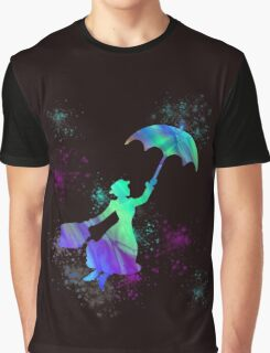 magical mary poppins Graphic T-Shirt