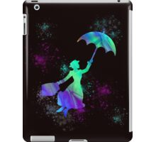 magical mary poppins iPad Case/Skin