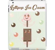 Lollipop Ice cream iPad Case/Skin