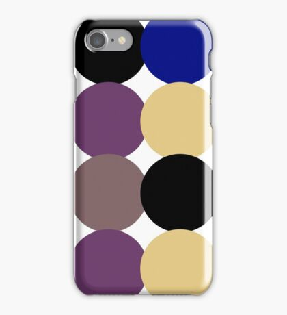 Retro Original Design Inspired 40s, 50s, 60s and Later 70s Years iPhone Case/Skin
