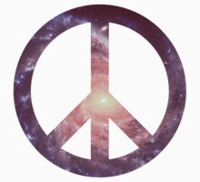Universe Peace by Odd Clothing