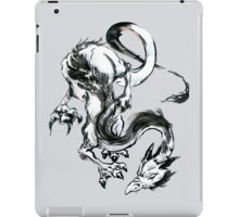 Dragon Brush iPad Case/Skin
