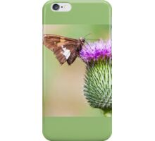 going horizontal on a vertical iPhone Case/Skin