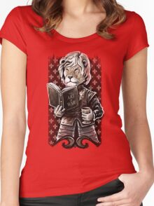 A Lion Mind Women's Fitted Scoop T-Shirt