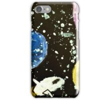 Space Voyage iPhone Case/Skin