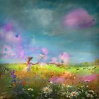 Butterfly Hunting by Igor Zenin