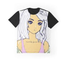 Angel Anime Graphic T-Shirt