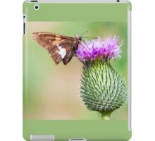 going horizontal on a vertical iPad Case/Skin