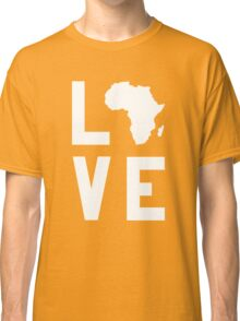With Love from Africa Classic T-Shirt