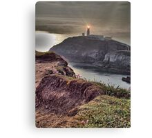 South Stack Lighthouse 2 Canvas Print