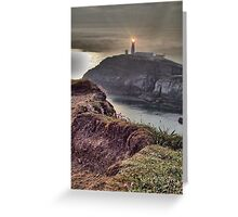 South Stack Lighthouse 2 Greeting Card