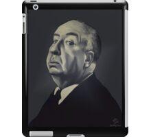 Presenting Alfred Hitchcock iPad Case/Skin