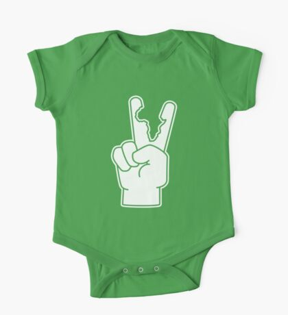 Peace in Africa One Piece - Short Sleeve
