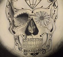 Sugar Skull by lorandyy