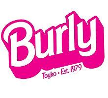 Burly - Tokyo [BARBIE] Photographic Print