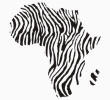 Zebra Africa Kids Clothes