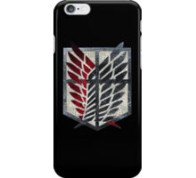 Scouting Legion ( alternative ) iPhone Case/Skin