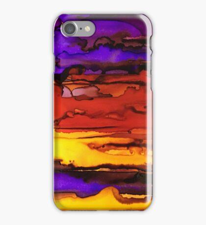 Spectacular Sunset iPhone Case/Skin