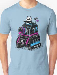 Panda's Skull Tank Unisex T-Shirt