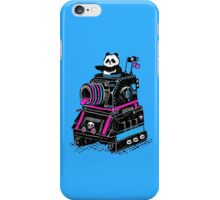 Panda's Skull Tank iPhone Case/Skin