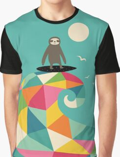 Surfs Up Graphic T-Shirt