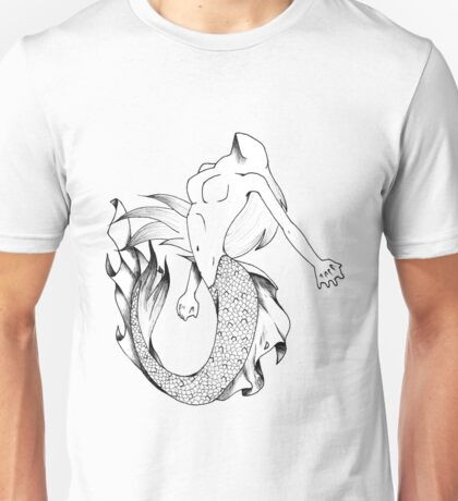 The Magic Mermaid Unisex T-Shirt