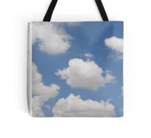 Little Fluffy Clouds Tote Bag