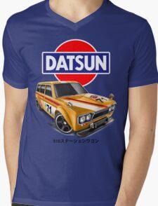 510 Wagon Mens V-Neck T-Shirt