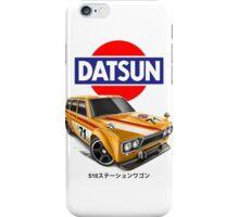 510 Wagon iPhone Case/Skin