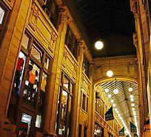 Nickels Arcade in Ann Arbor, Mi by GMAN623