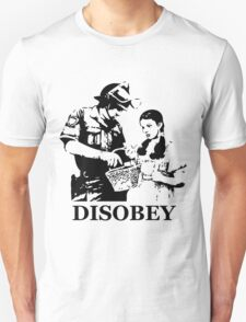 Disobey Search T-Shirt