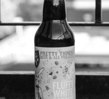 The Beer Sticker