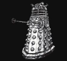 Dalek One Piece - Long Sleeve
