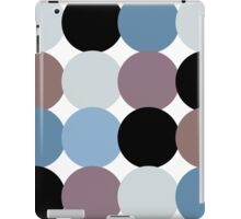 Retro Classic Oldstyle Pattern inspired by 50s, 60s, 70s ( luxury edition ) iPad Case/Skin