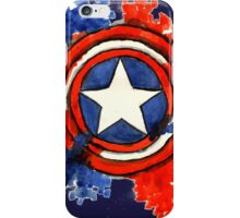 The Shield that Saved the World iPhone Case/Skin