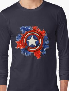 The Shield that Saved the World Long Sleeve T-Shirt