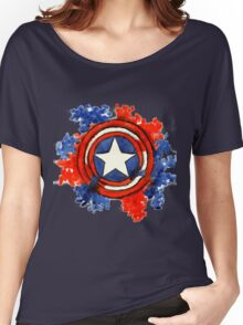 The Shield that Saved the World Women's Relaxed Fit T-Shirt