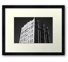 Ashland springs Hotel Framed Print
