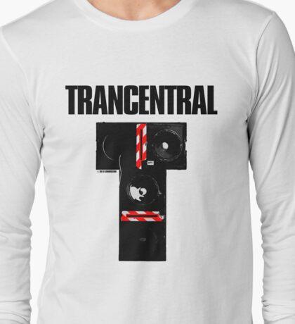KLF TRANCENTRAL  Long Sleeve T-Shirt