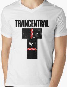 KLF TRANCENTRAL  Mens V-Neck T-Shirt