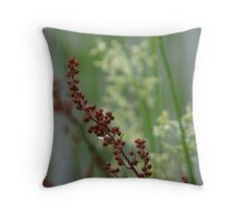 along the waters edge Throw Pillow