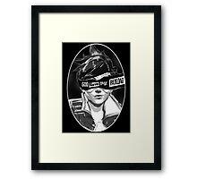 Tracer Pistols Framed Print