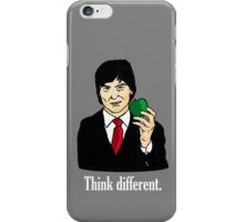 Think Different - Steve Jobs iPhone Case/Skin